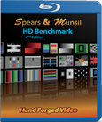 Spears & Munsil HD Benchmark 3D Blu-ray/DVD 2nd Edition