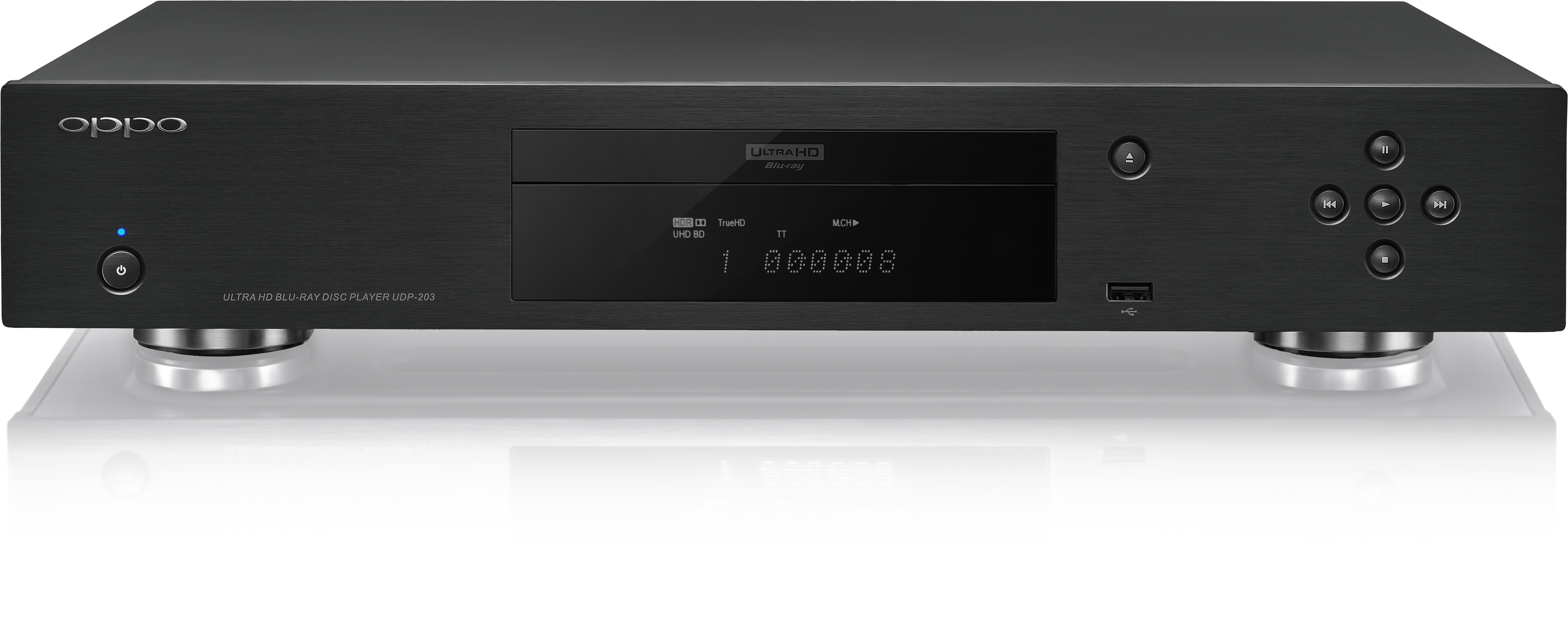 oppo udp 203 4k ultra hd blu ray disc player