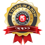 PC Mag Readers' Choice Award