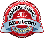 2013 About Readers Choice Winner