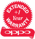 1 Year Extended Warranty for BDP-105